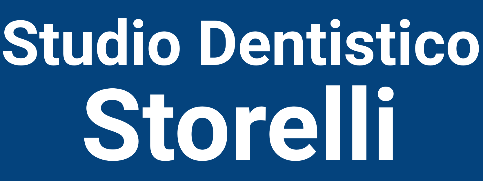 Studio Dentistico Storelli